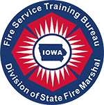 iowa fire service training bureau logo
