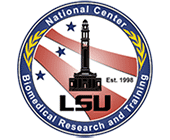 national center for biomedical research and training logo