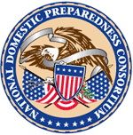 national domestic preparedness consortium logo